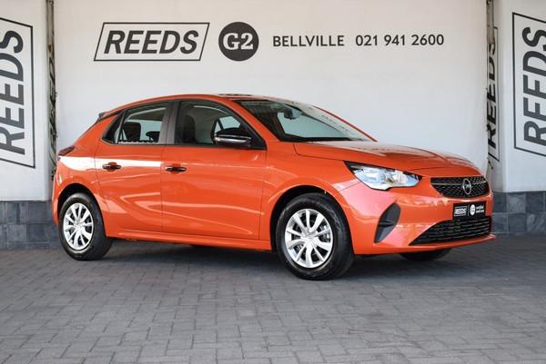 2021 Opel Corsa 1.2 55KW Western Cape Bellville_0