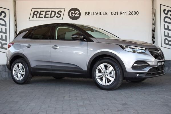 2021 Opel Grandland X 1.6T Enjoy Auto Western Cape Bellville_0