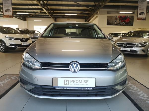 2017 Volkswagen Golf VII 1.0 TSI Trendline Gauteng Sandton_0