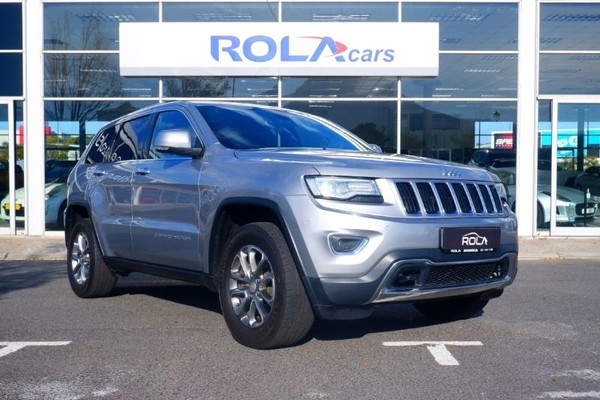 2014 Jeep Grand Cherokee 3.0 V6 CRD Limited Western Cape Somerset West_0
