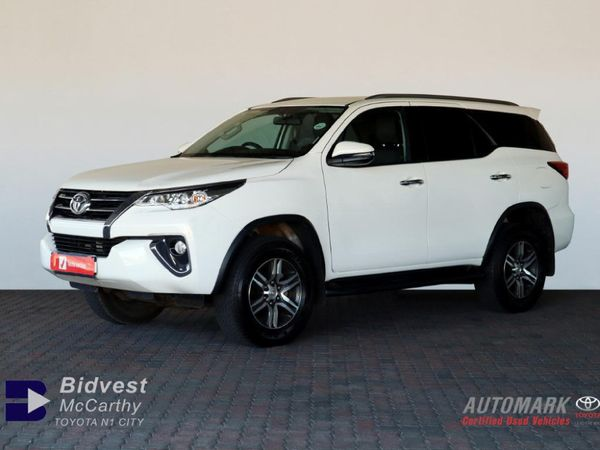 2019 Toyota Fortuner 2.4 GD-6 4x4 Auto Western Cape Goodwood_0