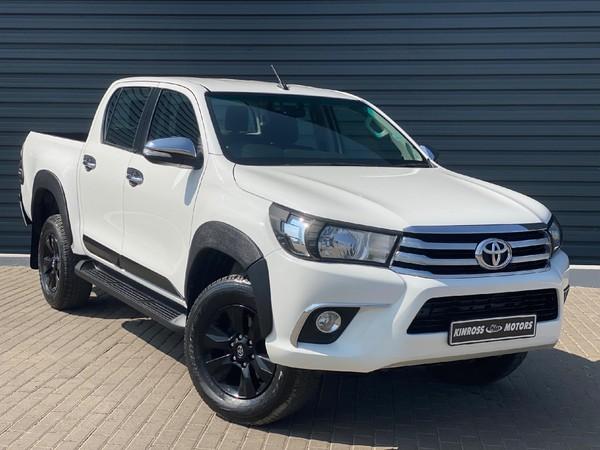 2018 Toyota Hilux 4.0 V6 Raider 4X4 Auto Double Cab Bakkie Mpumalanga Evander_0
