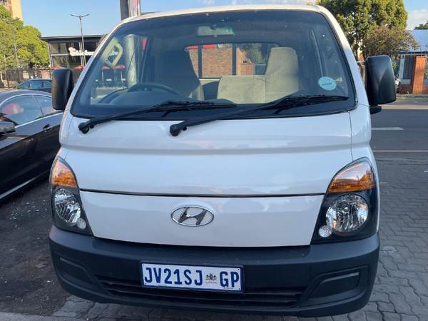 2016 Hyundai H100 Bakkie 2.6 D TIP CC Gauteng Pretoria_0
