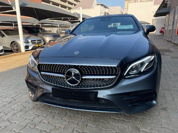 2018 Mercedes-Benz E-Class E 220d Cabriolet Gauteng Pretoria_0