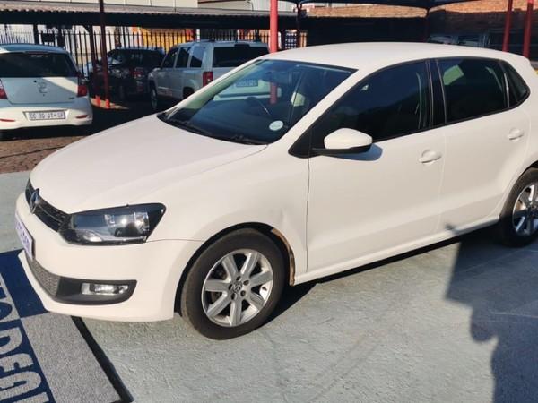 2014 Volkswagen Polo 1.4 Comfortline 5dr  Gauteng Brakpan_0