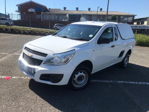 2016 Chevrolet Utility 1.4 Club Pu Sc  Kwazulu Natal Pinetown_0