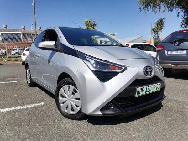 2019 Toyota Aygo 1.0 5-Door Kwazulu Natal Pinetown_0