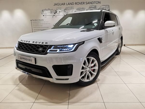 2018 Land Rover Range Rover Sport 4.4D HSE Dynamic 250KW Gauteng Rivonia_0