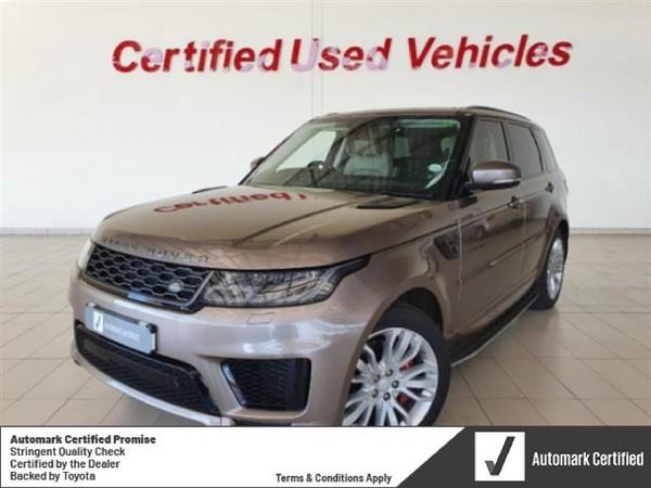2018 Land Rover Range Rover Sport 4.4D HSE Dynamic 250KW North West Province Klerksdorp_0