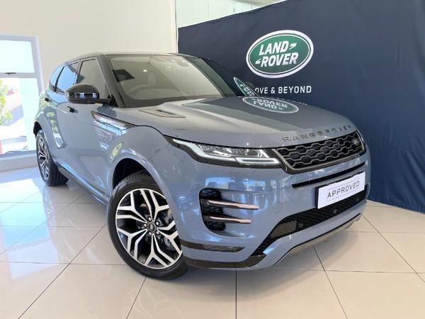 2019 Land Rover Range Rover Evoque 2.0 D First Edition 132kW  D180 Gauteng Four Ways_0