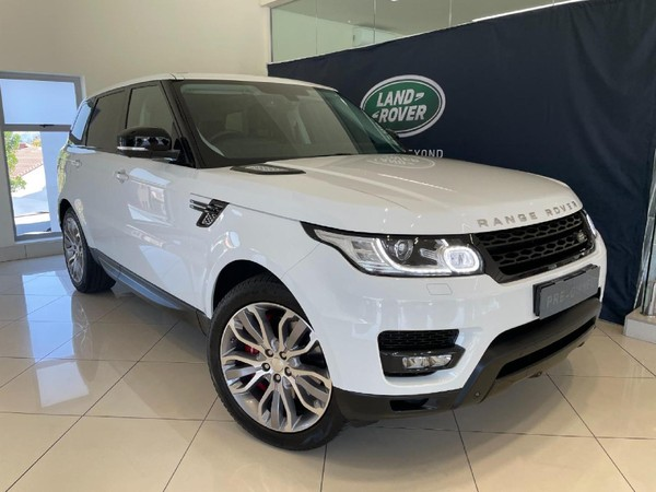 2014 Land Rover Range Rover Sport 5.0 V8 SC HSE DYNAMIC Gauteng Four Ways_0
