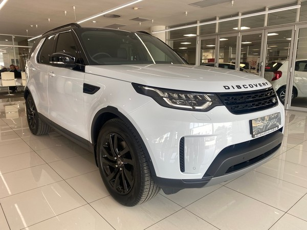 2021 Land Rover Discovery 3.0 TD6 SE Free State Bloemfontein_0