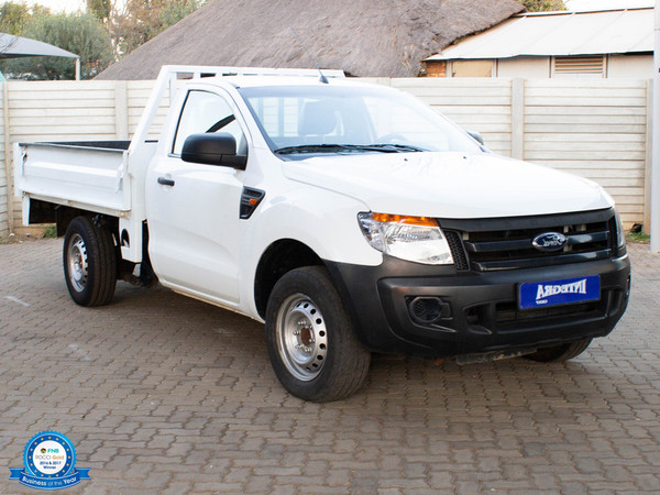 2014 Ford Ranger 2.5i Xl Hi-trail Pu Sc  Gauteng Roodepoort_0