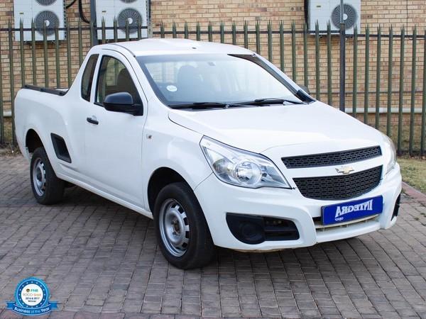 2016 Chevrolet Corsa Utility 1.4 Sc Pu  Gauteng Roodepoort_0