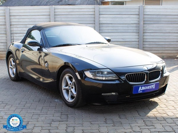 2008 BMW Z4 2.0i Exclusive Roadster e85  Gauteng Roodepoort_0