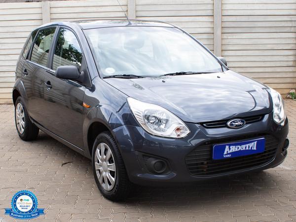 2014 Ford Figo 1.4 Ambiente  Gauteng Roodepoort_0