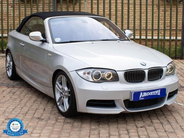 2010 BMW 1 Series 135i Convert Sport At  Gauteng Roodepoort_0