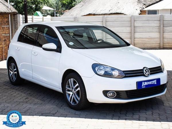 2012 Volkswagen Golf Vi 1.6 Tdi Bluemotion  Gauteng Roodepoort_0