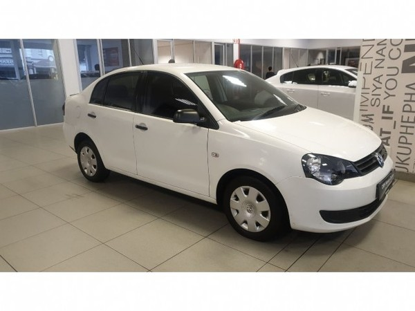 2014 Volkswagen Polo Vivo 1.6 Trendline Kwazulu Natal Durban_0