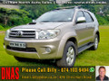 2010 Toyota Fortuner 3.0d-4d Rb At  Kwazulu Natal Durban North_0