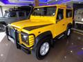 2005 Land Rover Defender 90 2.5 Td5 Csw  Western Cape Stellenbosch_1