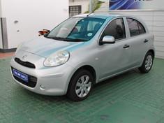 2011 Nissan Micra 1.5 Dci Acenta 5dr (d70)  Western Cape