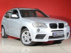 2011 BMW X3 Xdrive20d A/t North West Province
