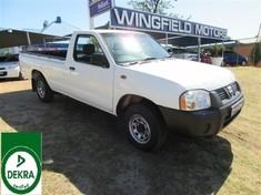 2015 Nissan NP300 Hardbody 2.0i LWB Single Cab Bakkie Western Cape