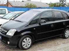 2005 Opel Meriva 1.7 Cdti Elegance  Western Cape