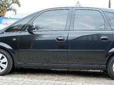 2005 Opel Meriva 1.7 Cdti Elegance  Western Cape Kuils River_2