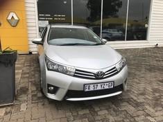 2017 Toyota Corolla 1.8 Exclusive CVT Gauteng
