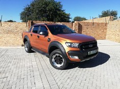 2016 Ford Ranger 3.2TDCi 3.2 WILDTRAK 4X4 Auto Double Cab Bakkie North West Province