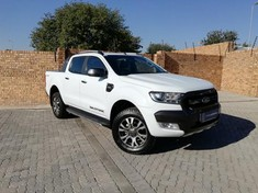 2018 Ford Ranger 3.2TDCi WILDTRAK 4X2 Double Cab Bakkie North West Province