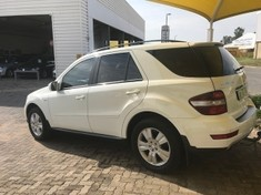 2010 Mercedes-Benz M-Class Ml 350 Cdi At  Gauteng Vereeniging_1