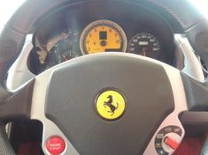 2005 Ferrari F430 Spider F1  Gauteng Vereeniging_1