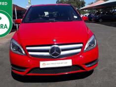 2014 Mercedes-Benz B-Class B 200 Cdi Be A/t  Western Cape
