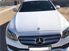 2017 Mercedes-Benz E-Class E 200 Avantgarde Western Cape