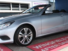 2014 Mercedes-Benz E-Class CGI Cabriolet Western Cape Kuils River_0