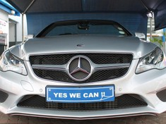 2014 Mercedes-Benz E-Class CGI Cabriolet Western Cape Kuils River_3