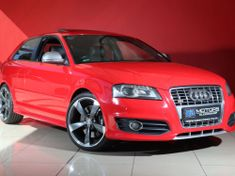 2010 Audi S3  North West Province