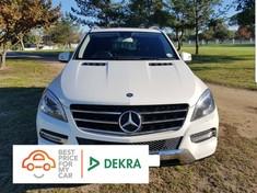 2013 Mercedes-Benz M-Class Ml 350 Bluetec  Western Cape