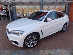 2017 BMW X6 xDRIVE40d M Sport Gauteng