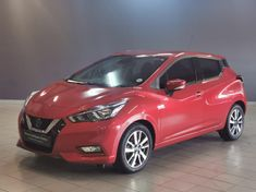 2018 Nissan Micra 900T Acenta Gauteng