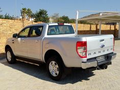 2018 Ford Ranger 2.2TDCi XLT Auto Double Cab Bakkie North West Province Rustenburg_3