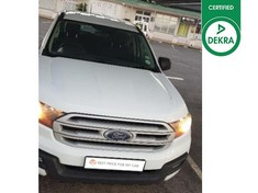 2017 Ford Everest 2.2 TDCi XLS Western Cape