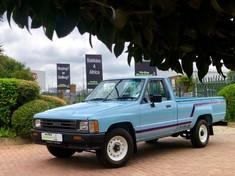 1987 Toyota Hilux 2200 Srx P/u S/c  Gauteng
