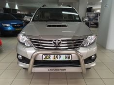 2013 Toyota Fortuner 3.0 4D4 Auto Limited Edition Western Cape