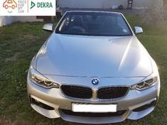 2015 BMW 4 Series 435i Convertible M Sport Auto Western Cape