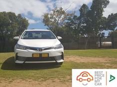 2017 Toyota Corolla 1.6 Prestige Western Cape