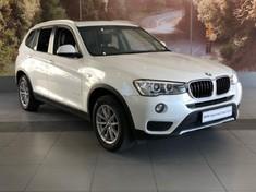 2016 BMW X3 XDRIVE20d Auto Gauteng Pretoria
